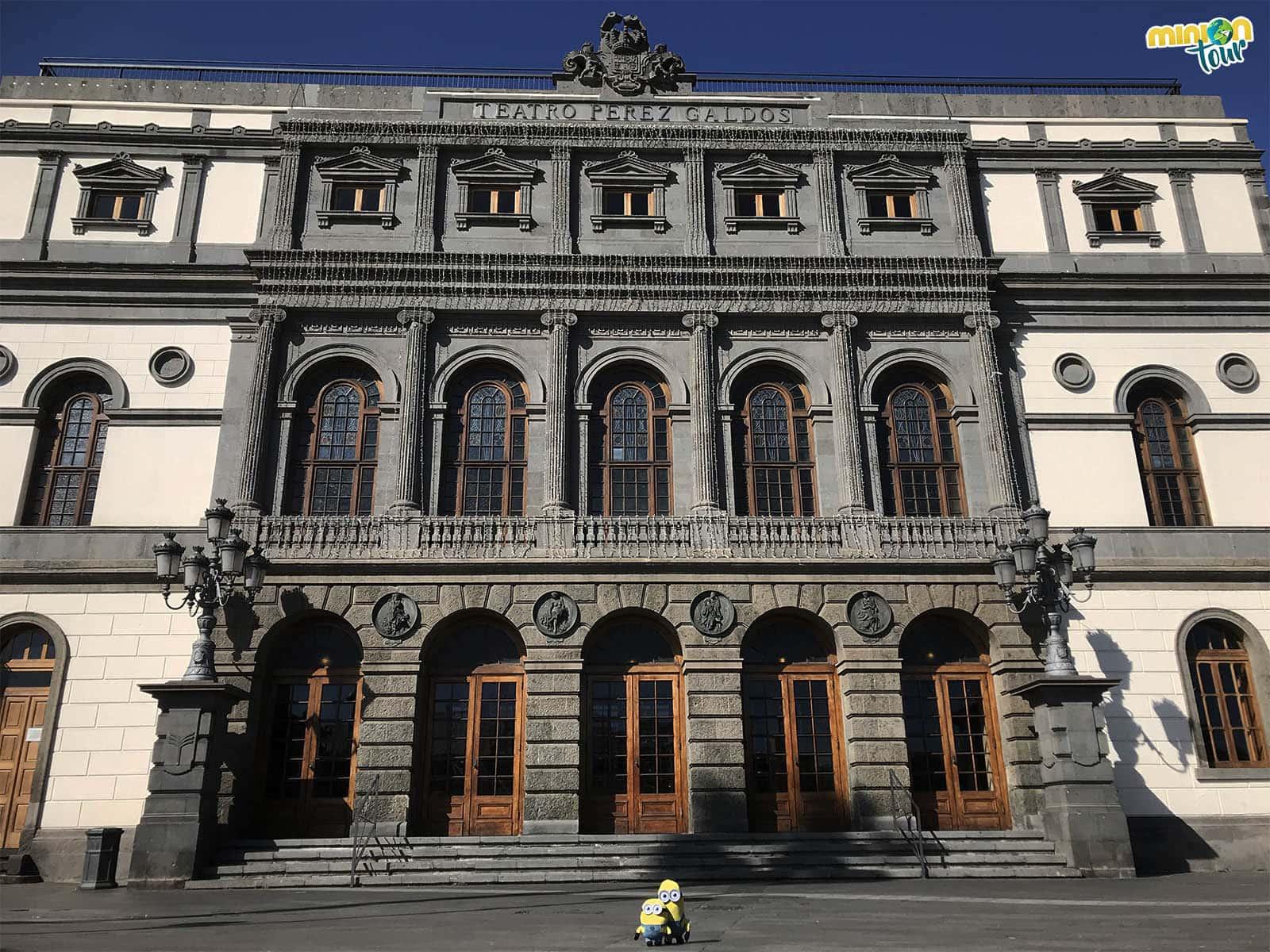 Teatro de Benito Pérez Galdós