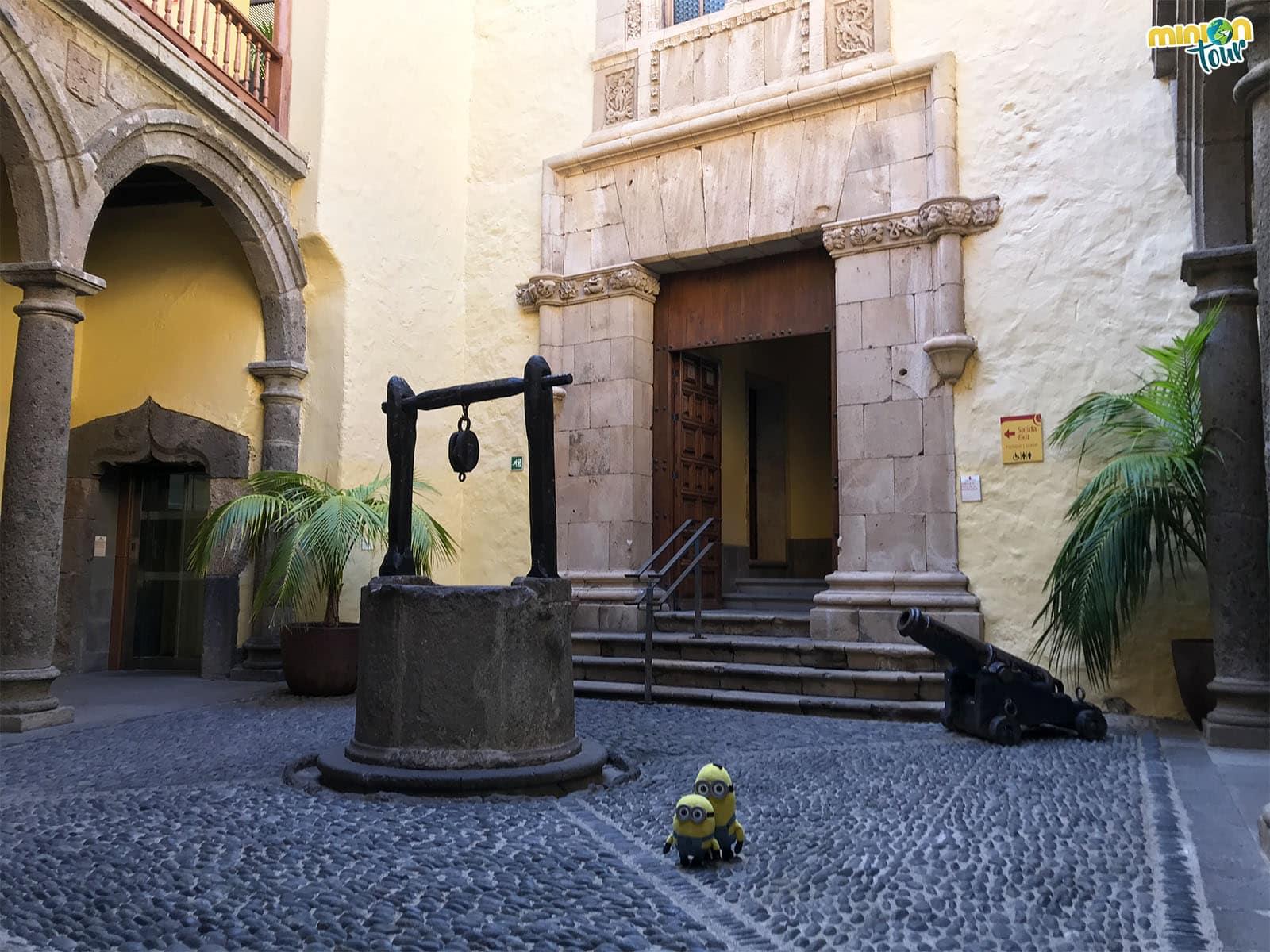 Casa de Colón en Las Palmas