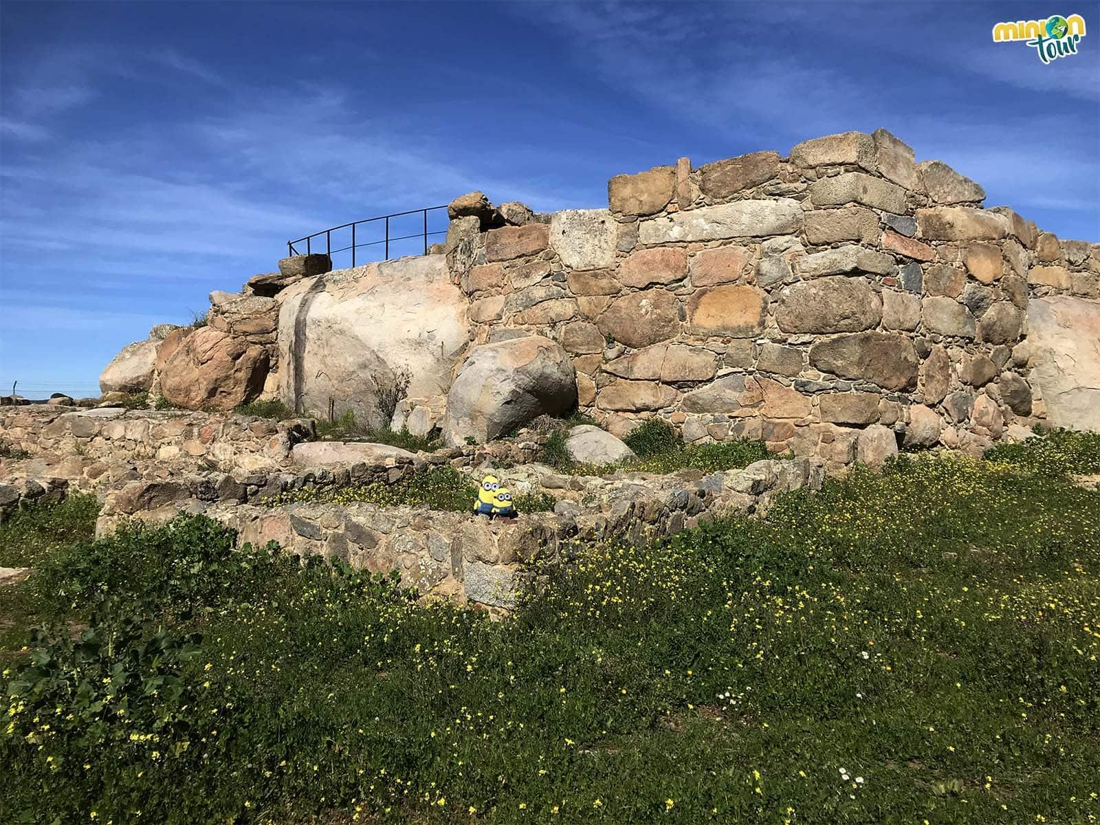 El Yacimiento Arqueológico de Hijovejo, una grata sorpresa en el camino
