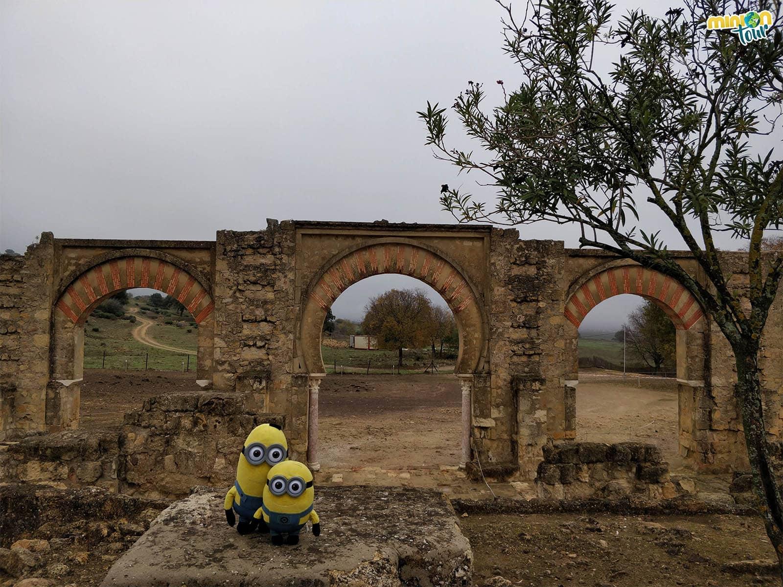 Entrada al Alcázar