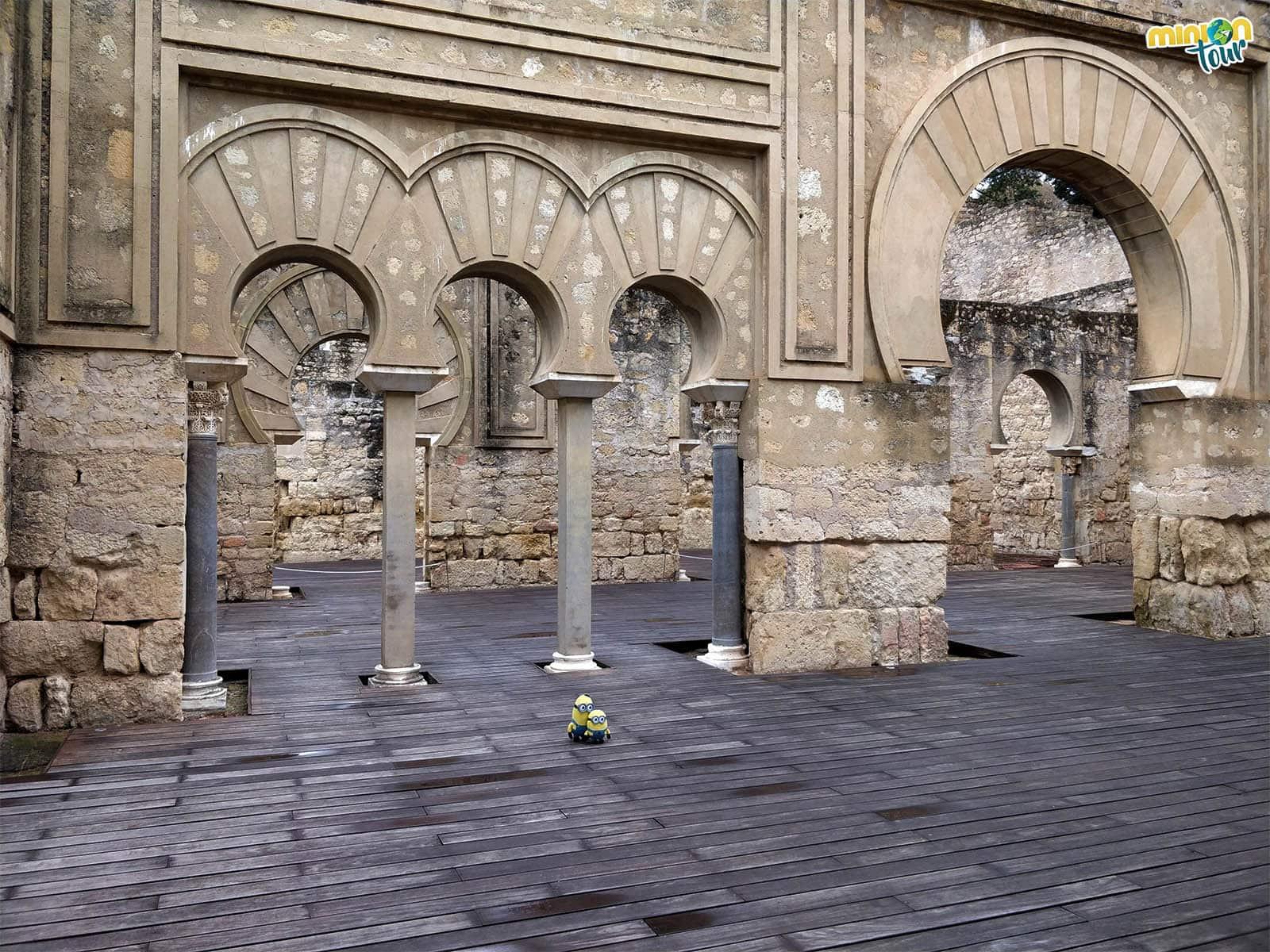 Edificio basilical de Medina Azahara