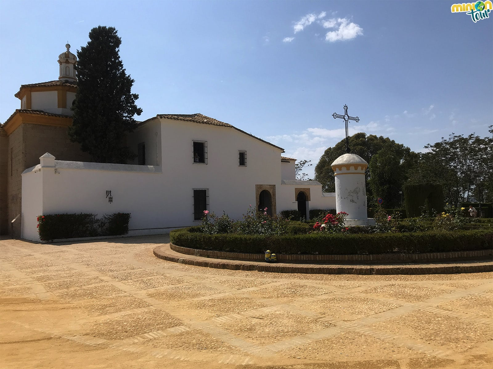 El Monasterio de La Rábida, ¿encontraremos a Cristóbal Colón?