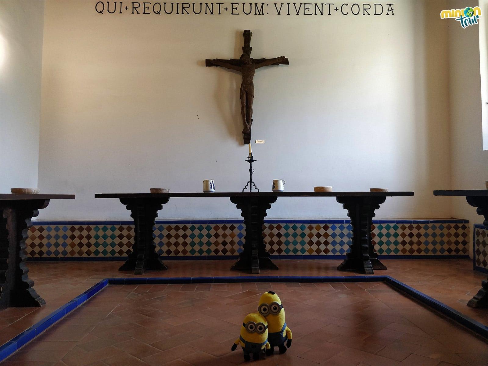 Otra sala del monasterio
