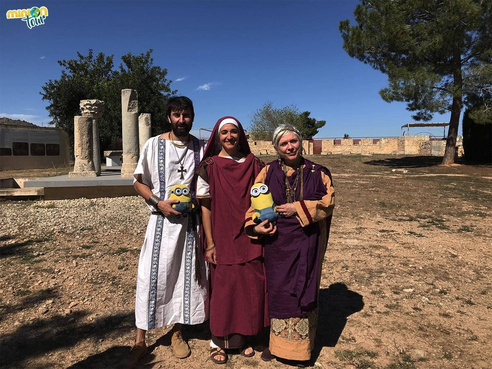 Descubrimos el secreto visigodo en el Yacimiento Arqueológico de Pla de Nadal