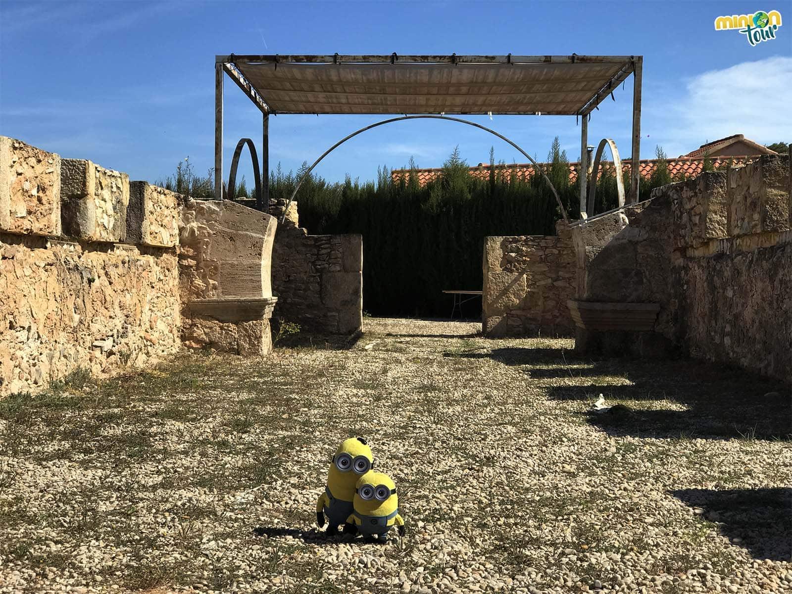 Otra vista del Yacimiento Arqueológico de Pla de Nadal