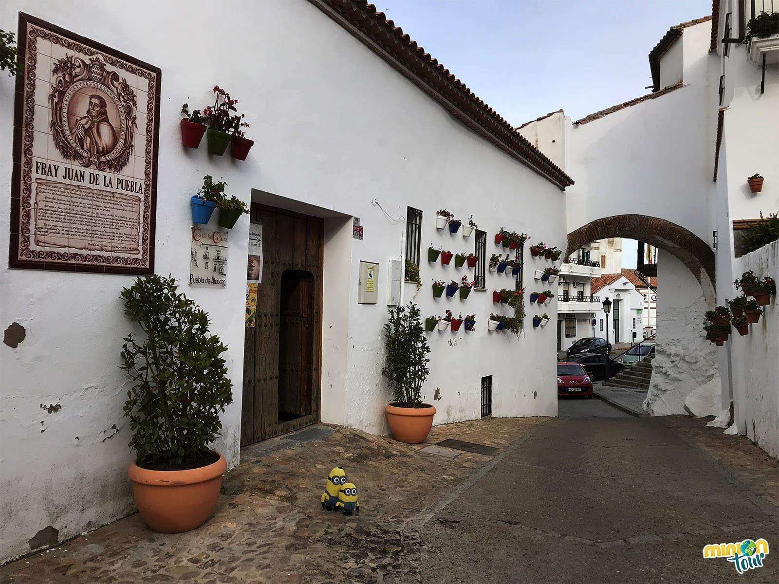 Qué ver en Puebla de Alcocer: la Casa-Palacio de los Duques de Osuna