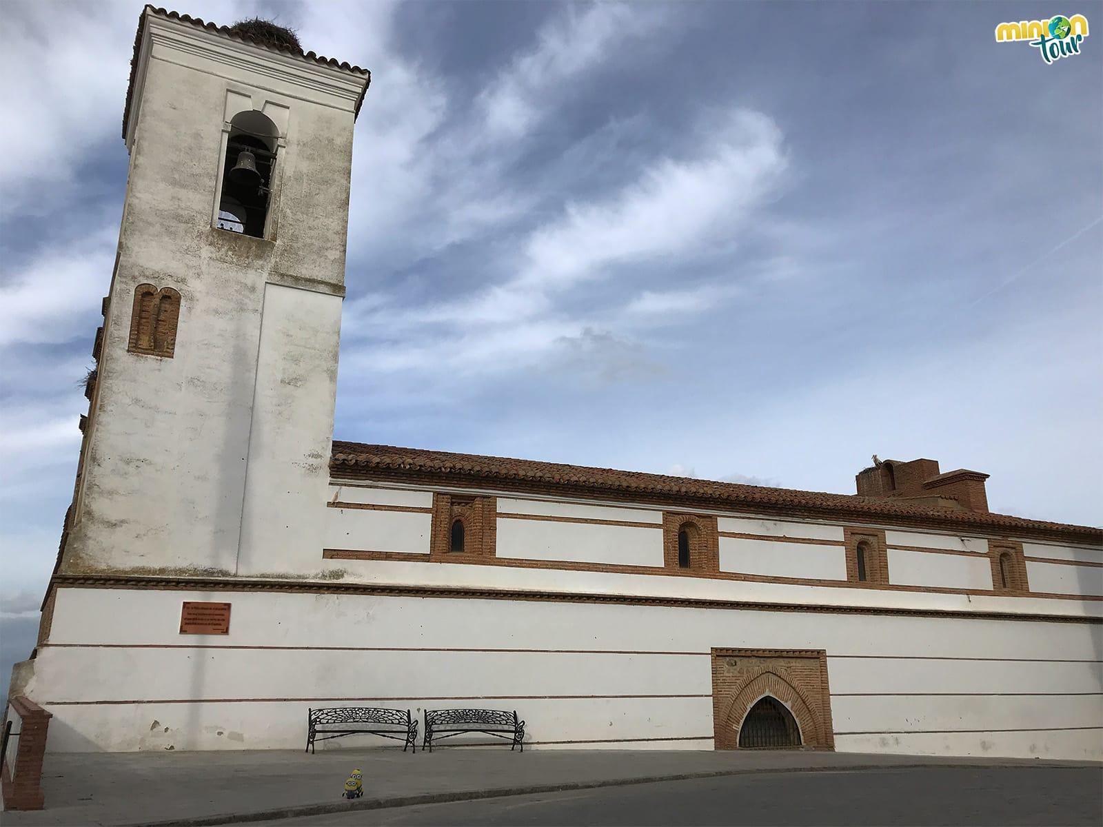 Qué ver en Puebla de Alcocer: la iglesia de Santiago Apóstol