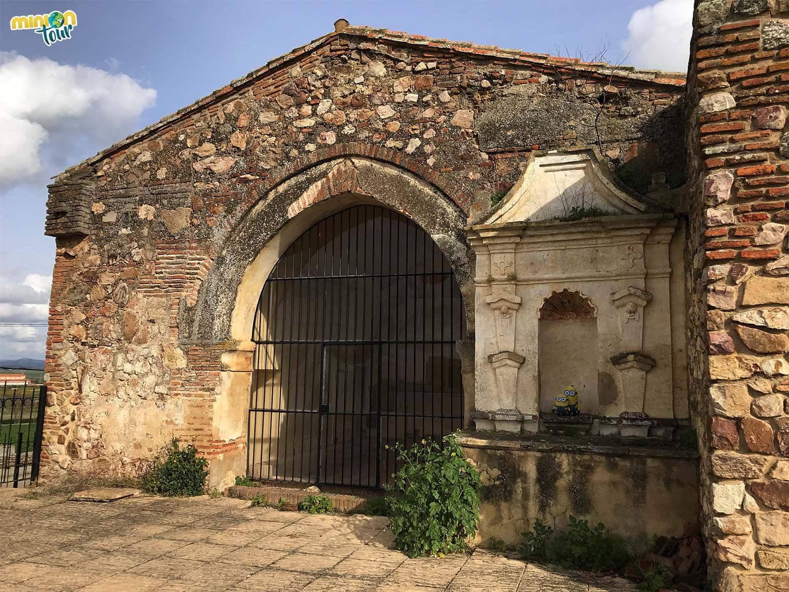 Ermita de San Antón en Puebla de Alcocer