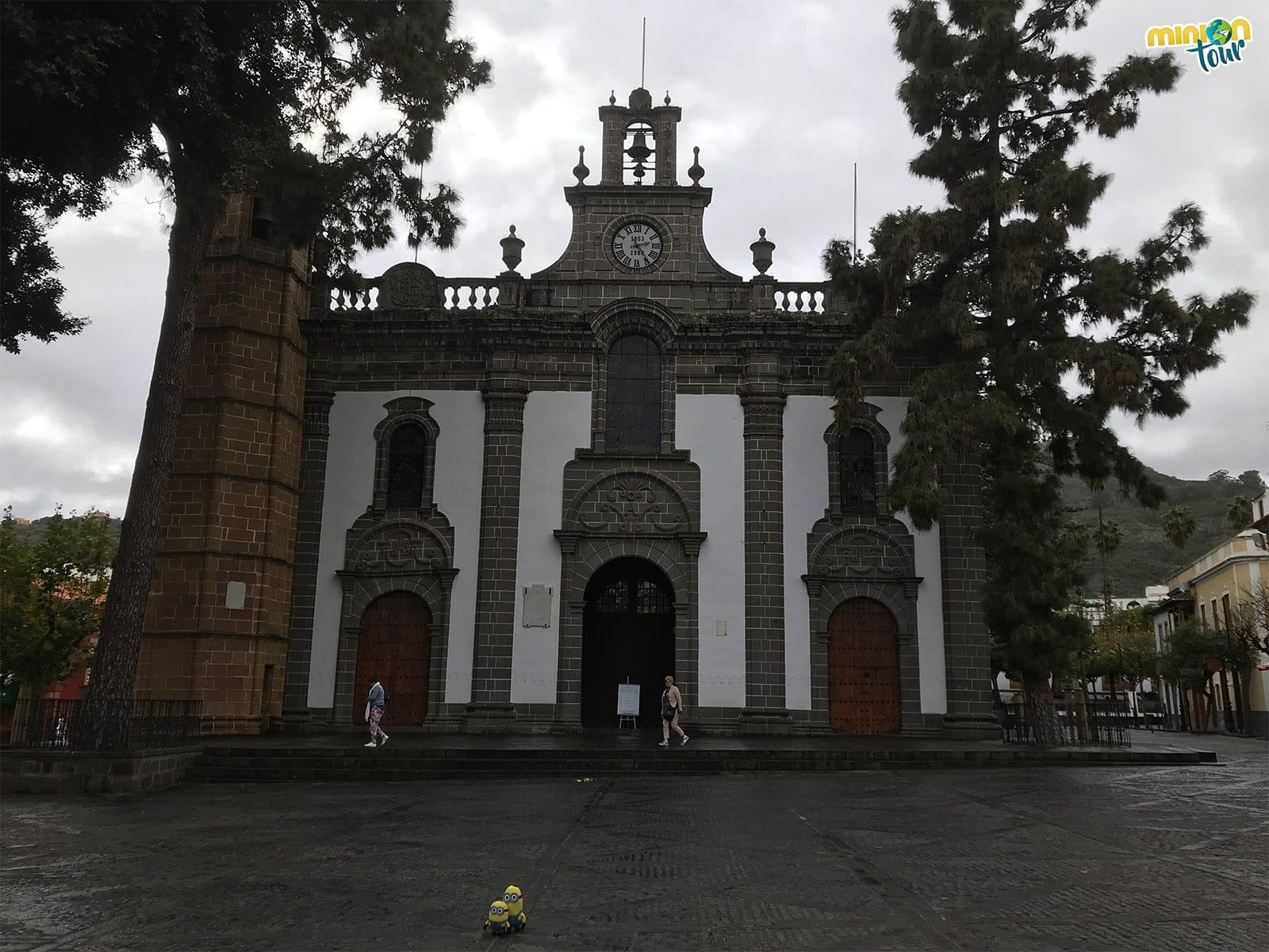 Basílica de Nuestra Señora del Pino en Teror