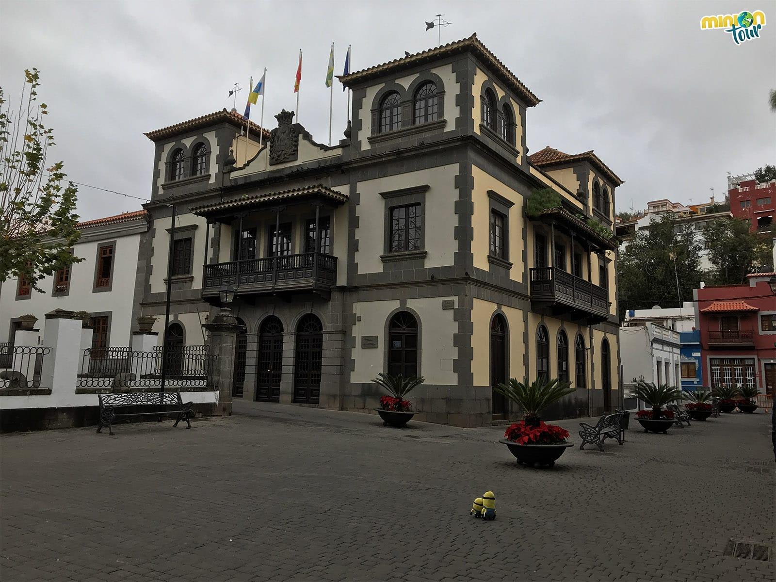 Casa Consistorial de Teror