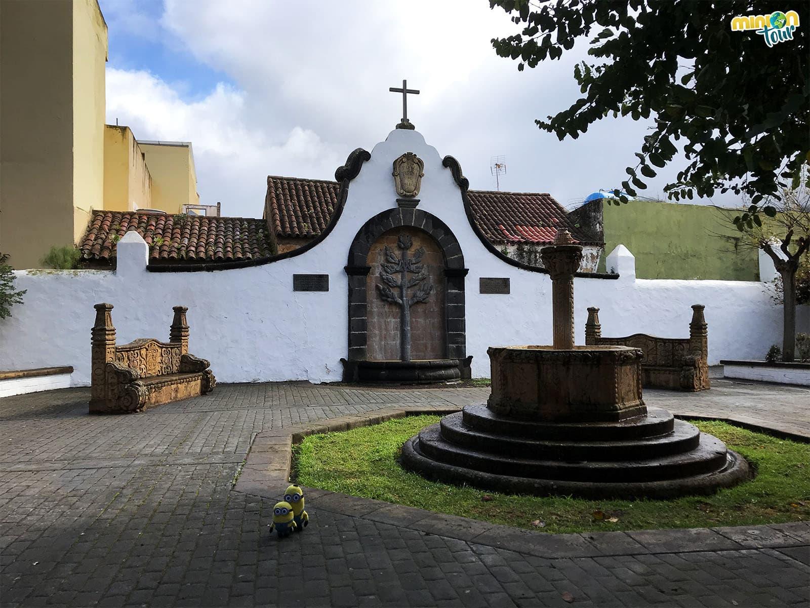 Plaza de Teresa de Bolívar