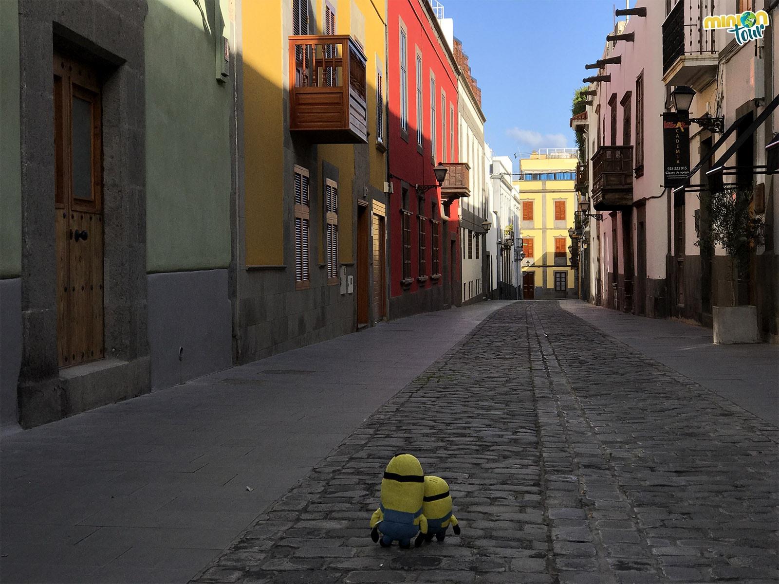 Calle del Barrio de Vegueta