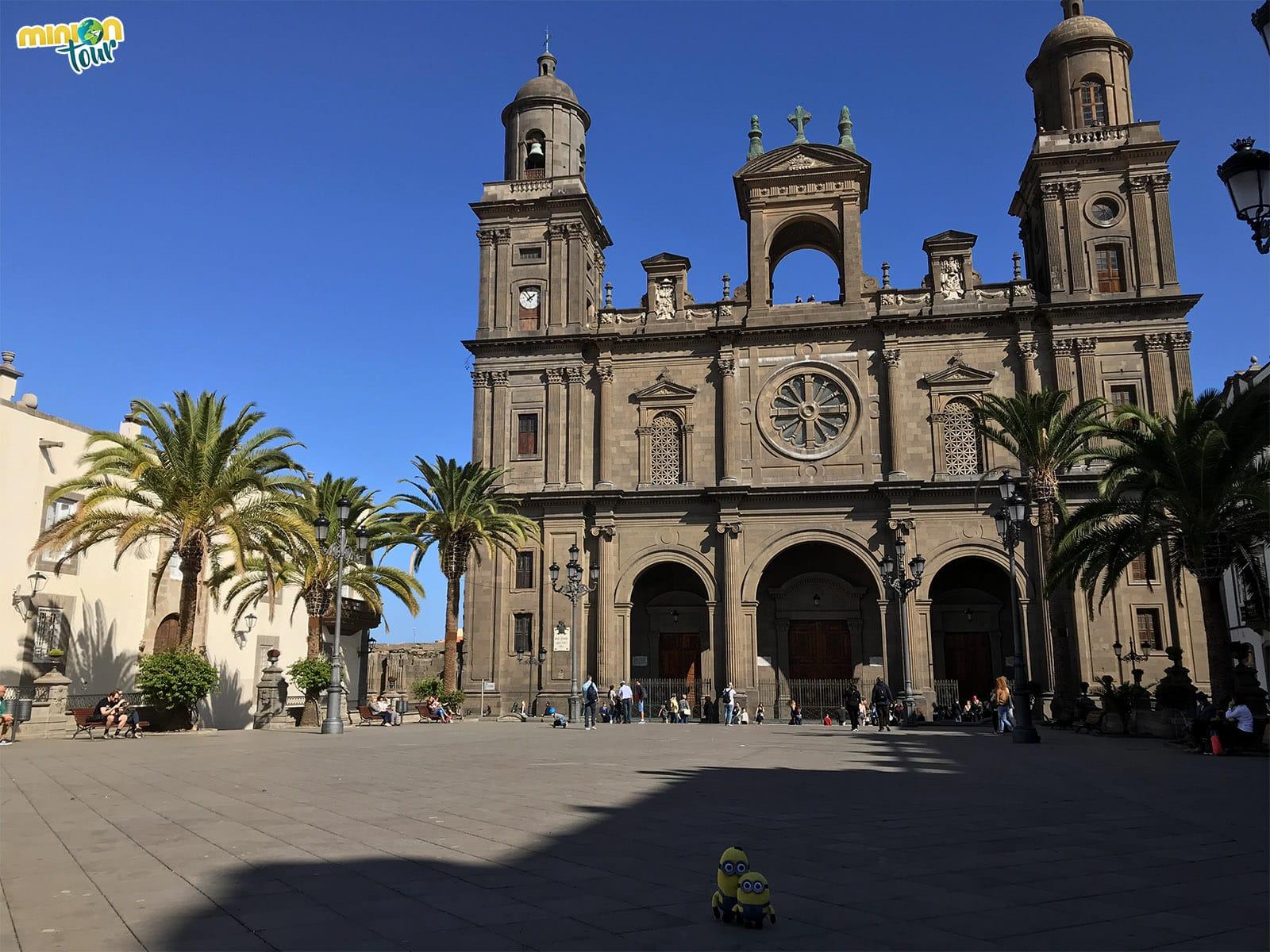Catedral de Santa Ana en Las Palmas de Gran Canaria