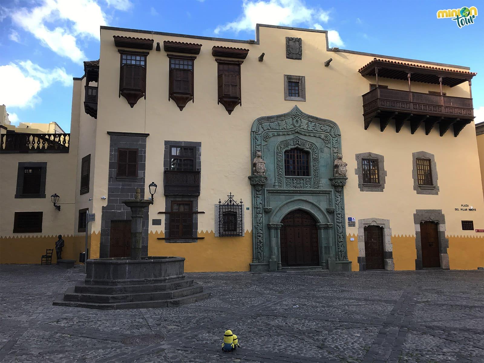 Casa de Colón, un must que tienes que ver en Las Palmas