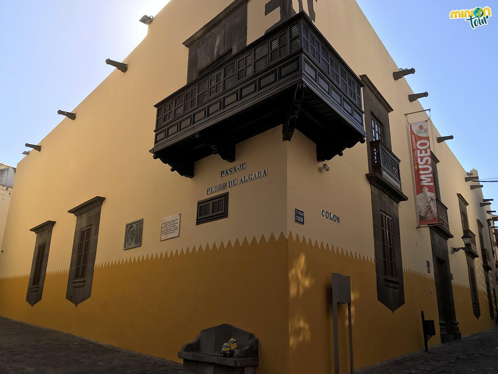 Un pasaje con encanto que ver en Vegueta
