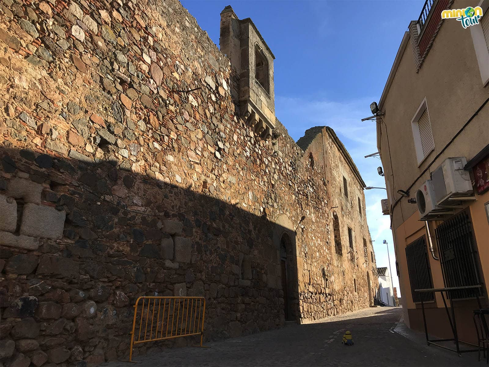 Castillo de Arribalavilla, otra de los sitios que tienes que ver en Zalamea de la Serena