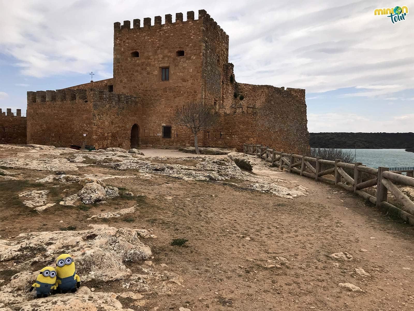 El Castillo de Peñarroya en el Parque Natural de las Lagunas de Ruidera