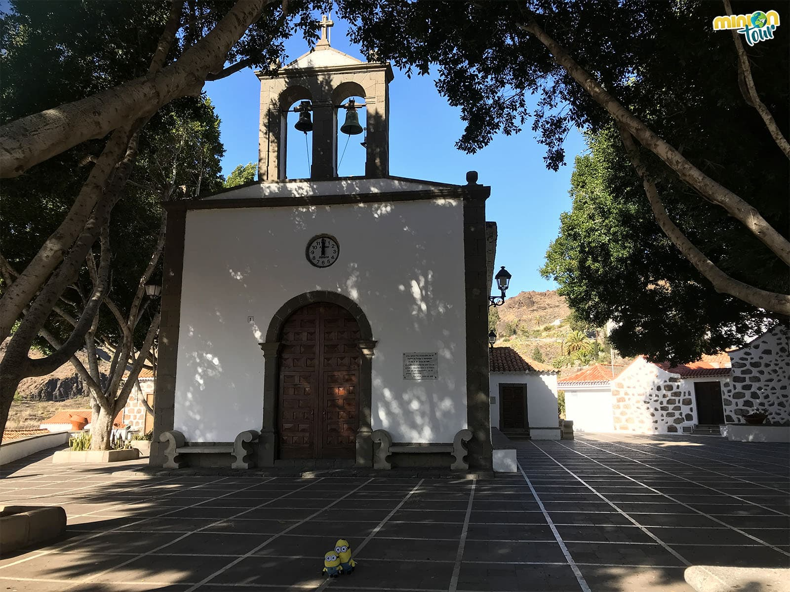 Iglesia de Fataga