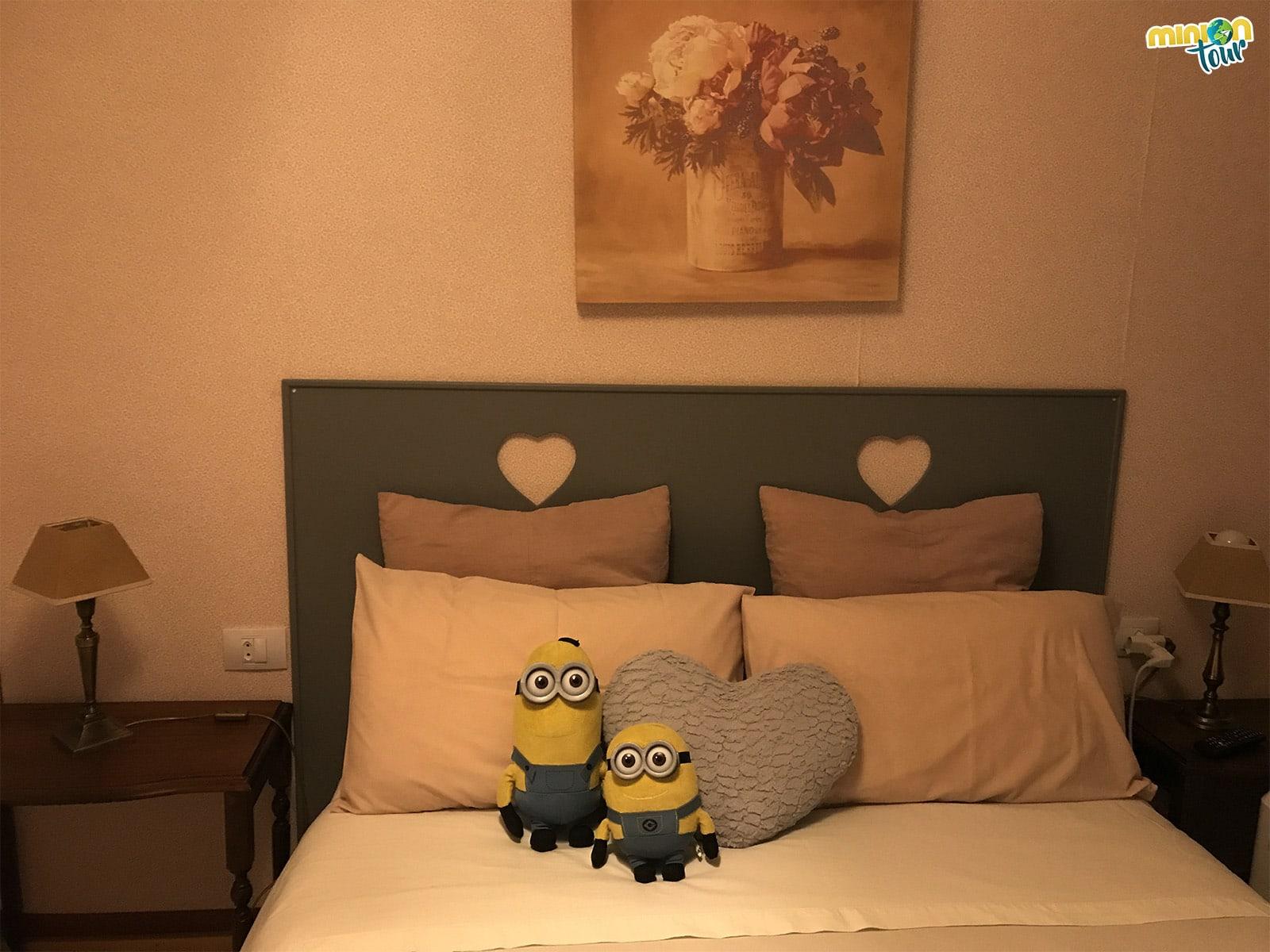 Nuestra habitación en Tafira