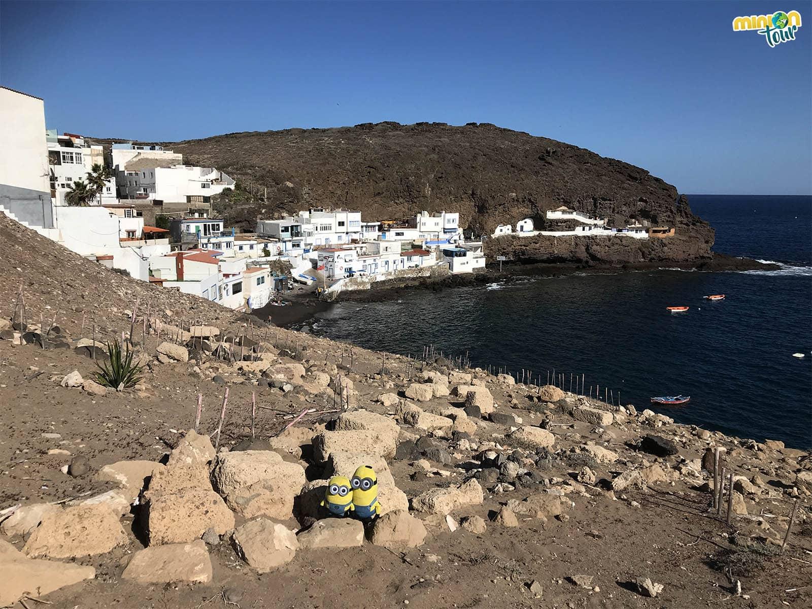 Tufia, uno de lo sitios que ver cerca del aeropuerto de Gran Canaria