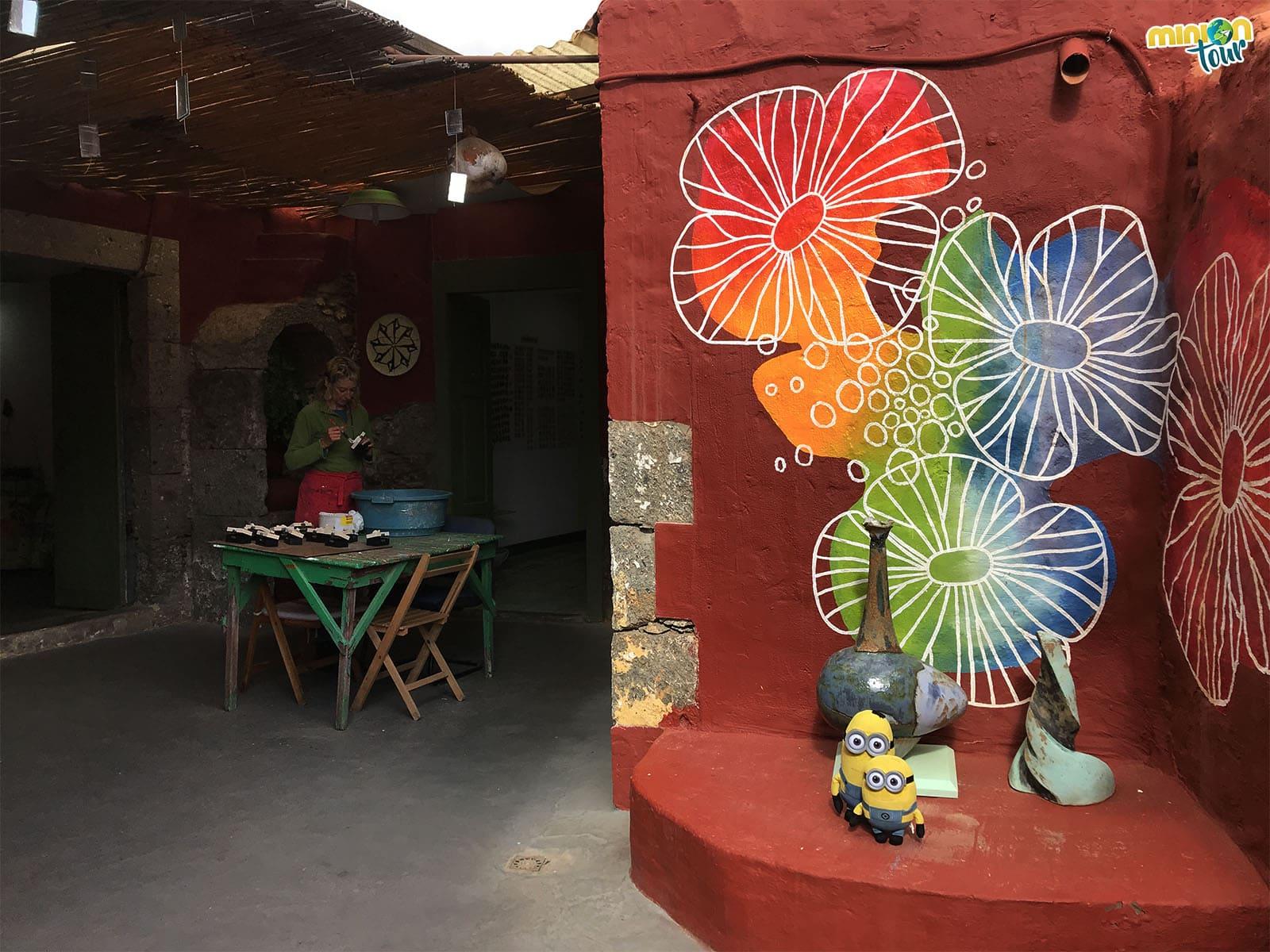 La Casa de Artesanía en Agüimes, Gran Canaria