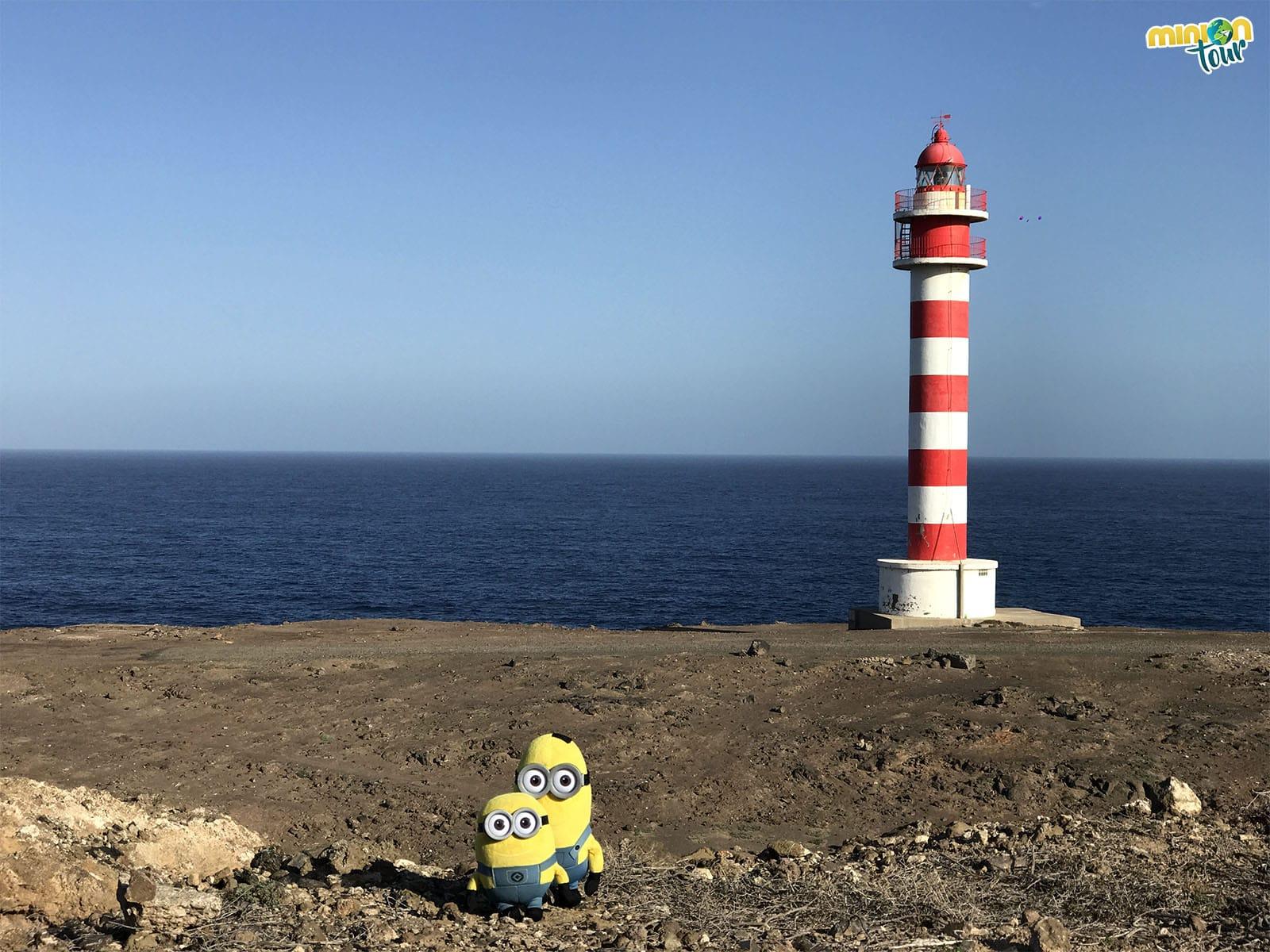 Faro de Sardina, uno de los sitios chulos de Gran Canaria