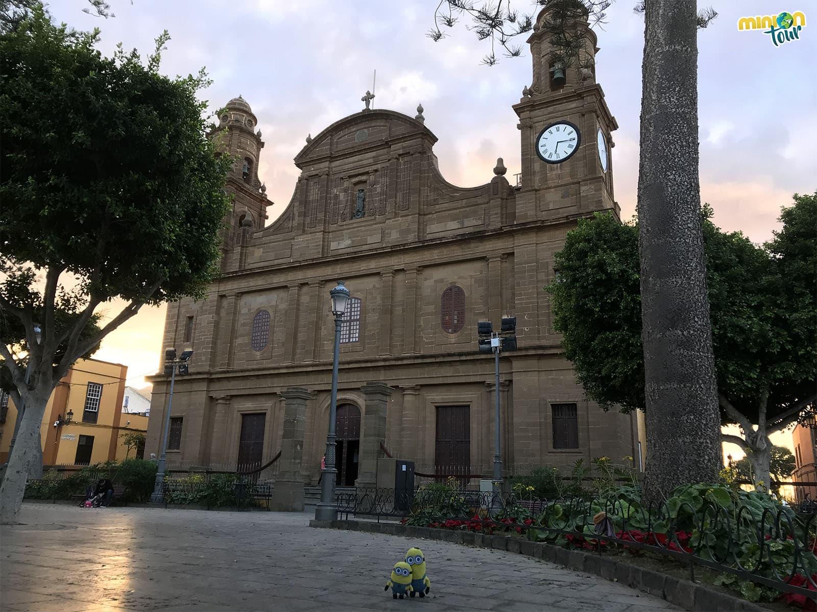 Parroquia de Santiago en Gáldar