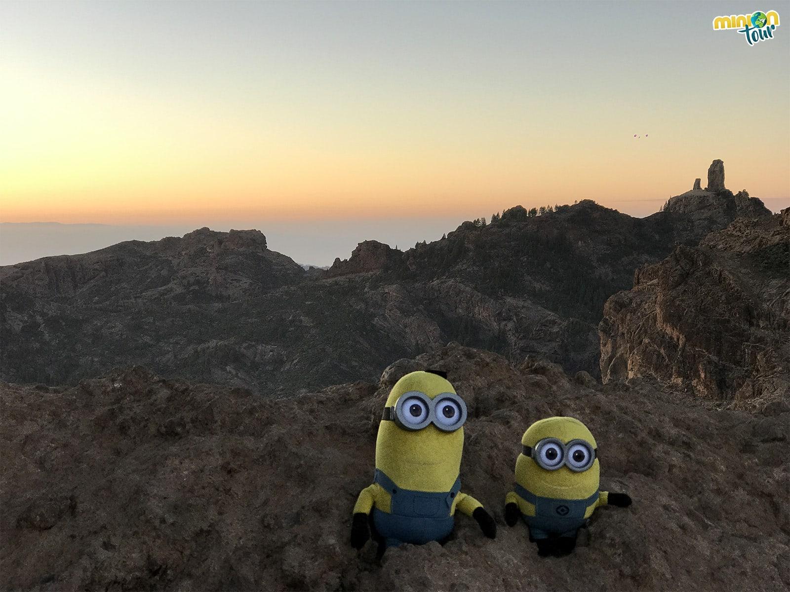 Vistas desde la Ventana del Nublo, uno de los sitios chulos de Gran Canaria