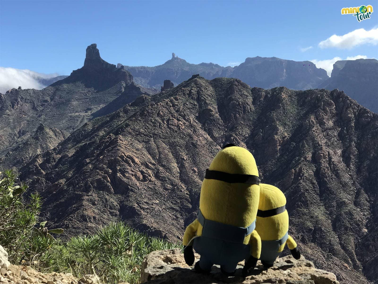 Los miradores más guais de Gran Canaria