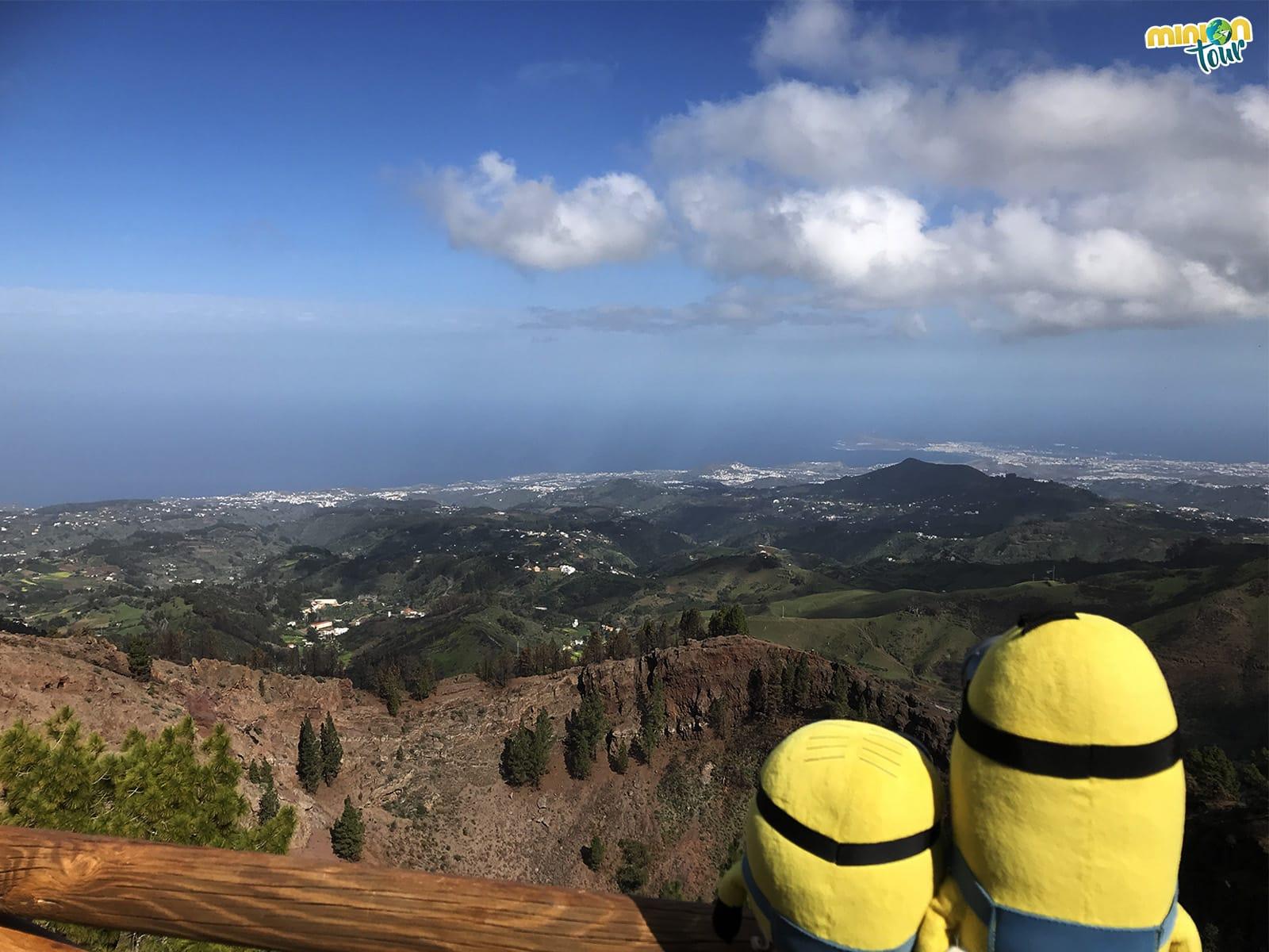 Caldera de los Pinos, una de las cosas chulas de Gran Canaria