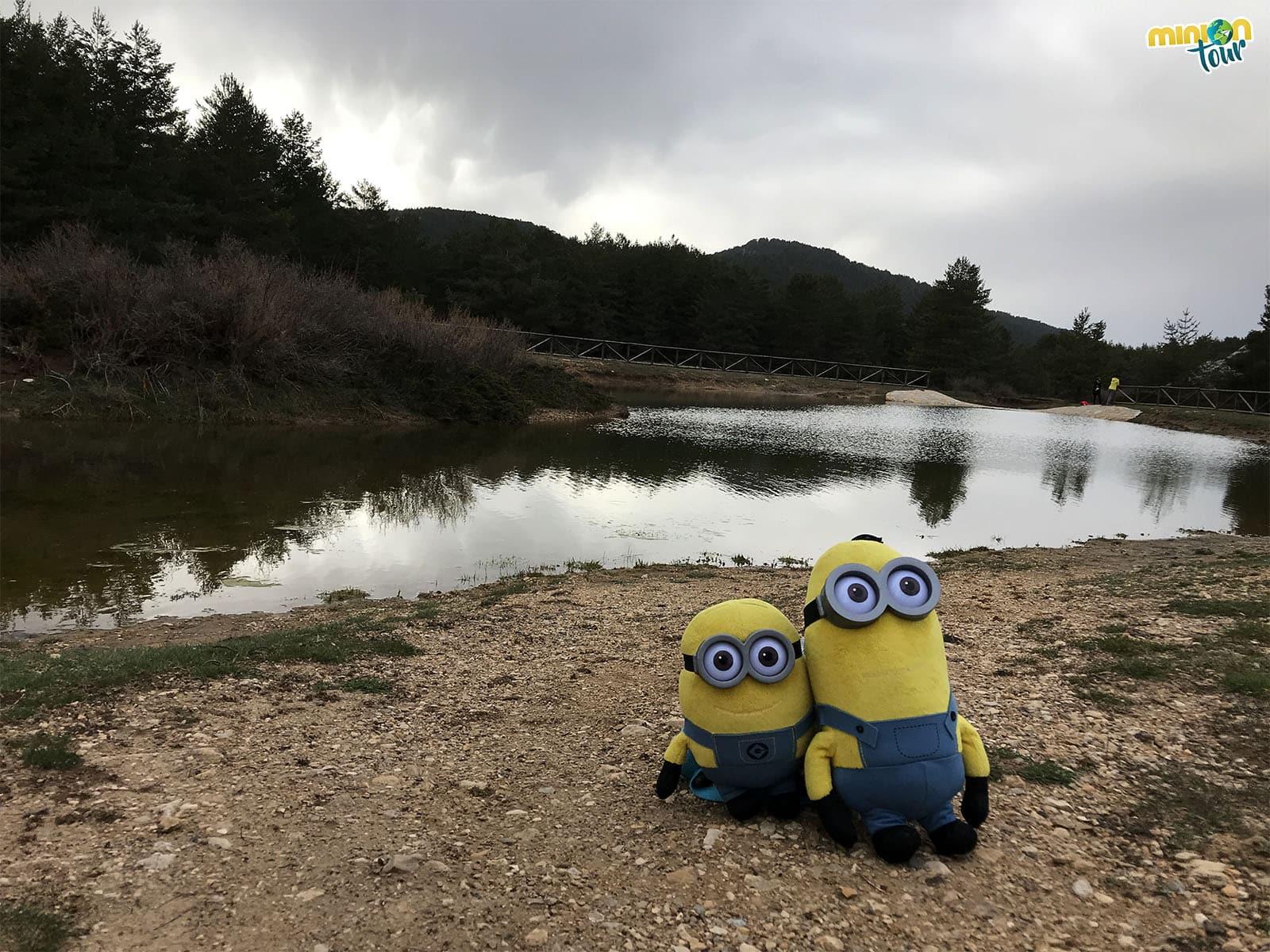 Buscando el nacimiento del río