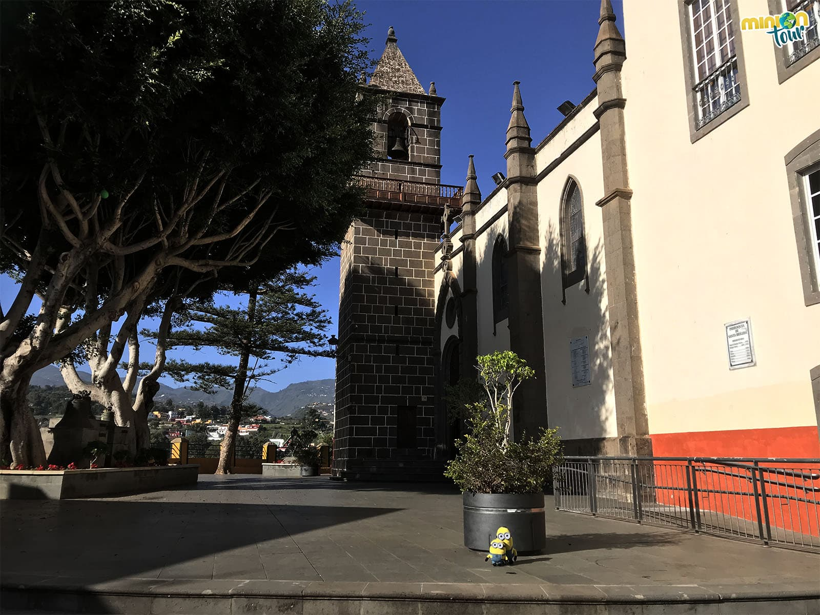 Iglesia de Santa Brígida