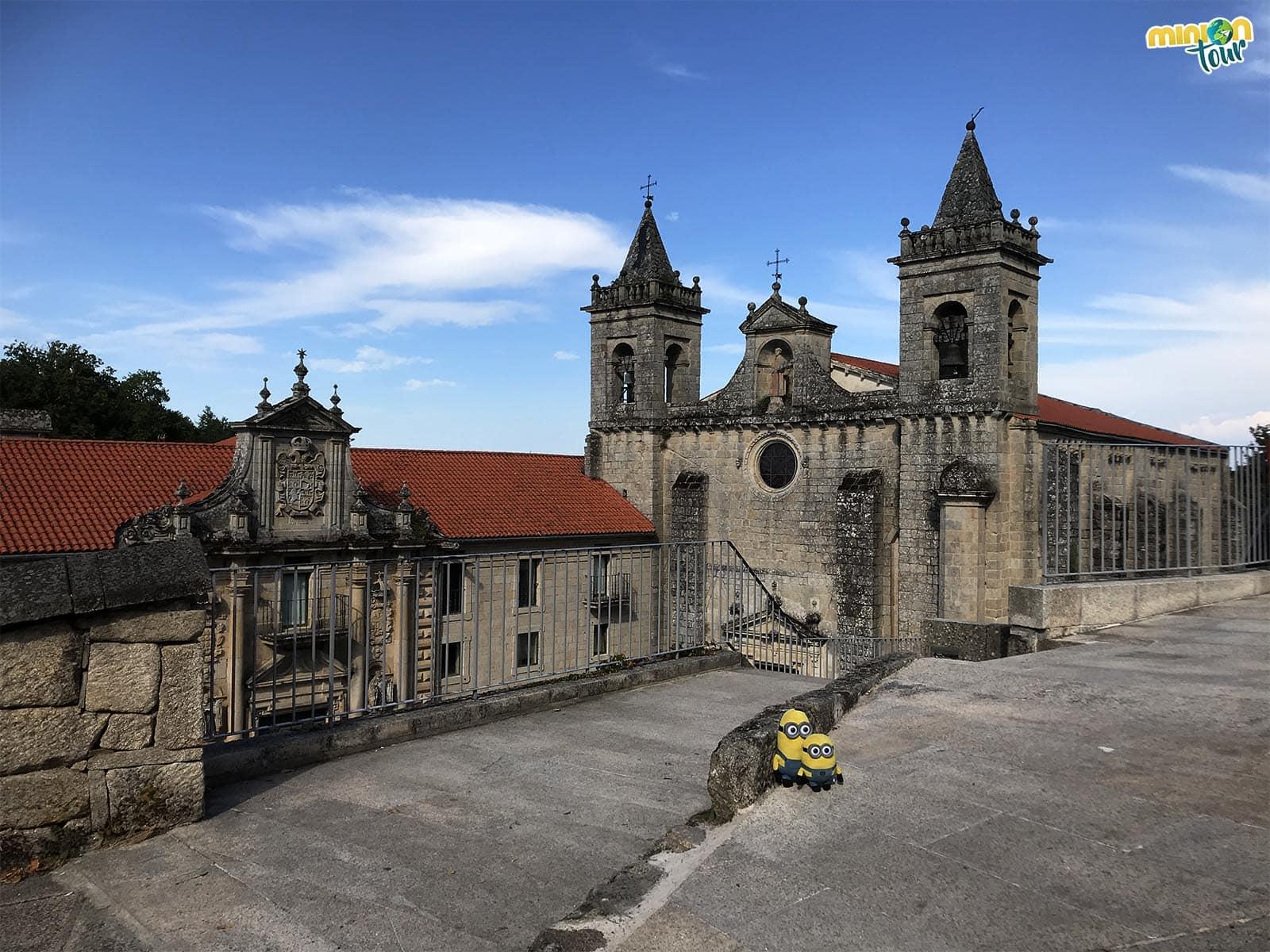 2 Minions llegan al Monasterio de Santo Estevo