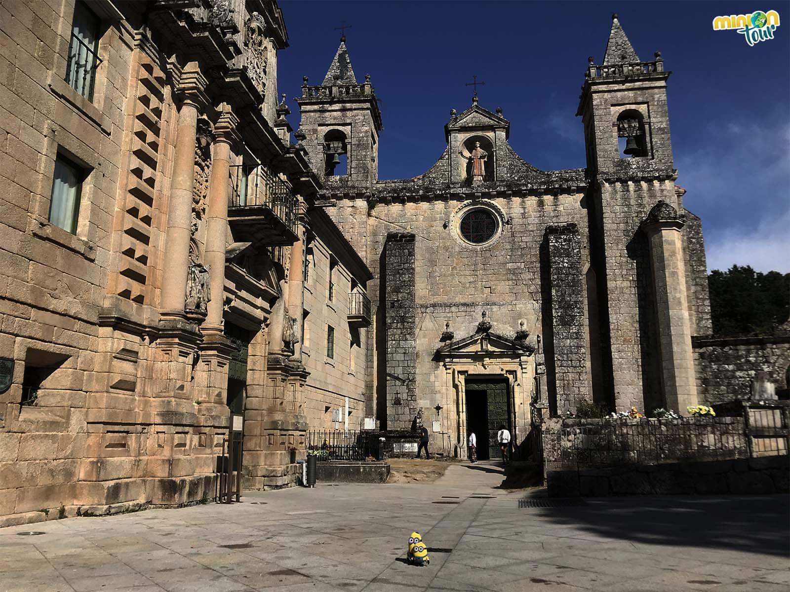 La iglesia del monasterio