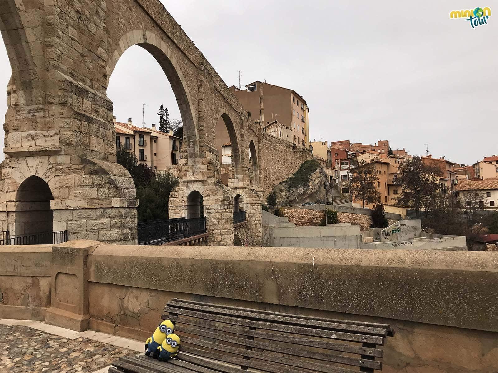 En Teruel también hay un acueducto