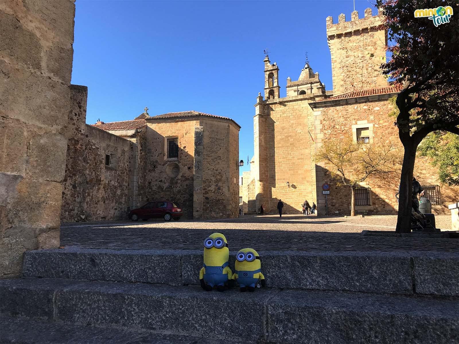 Paseando por las calles de Cáceres