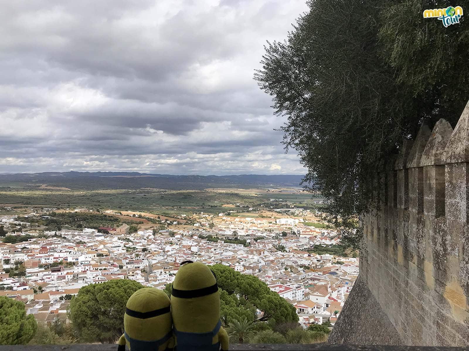 Las vistas de Almodóvar del Río