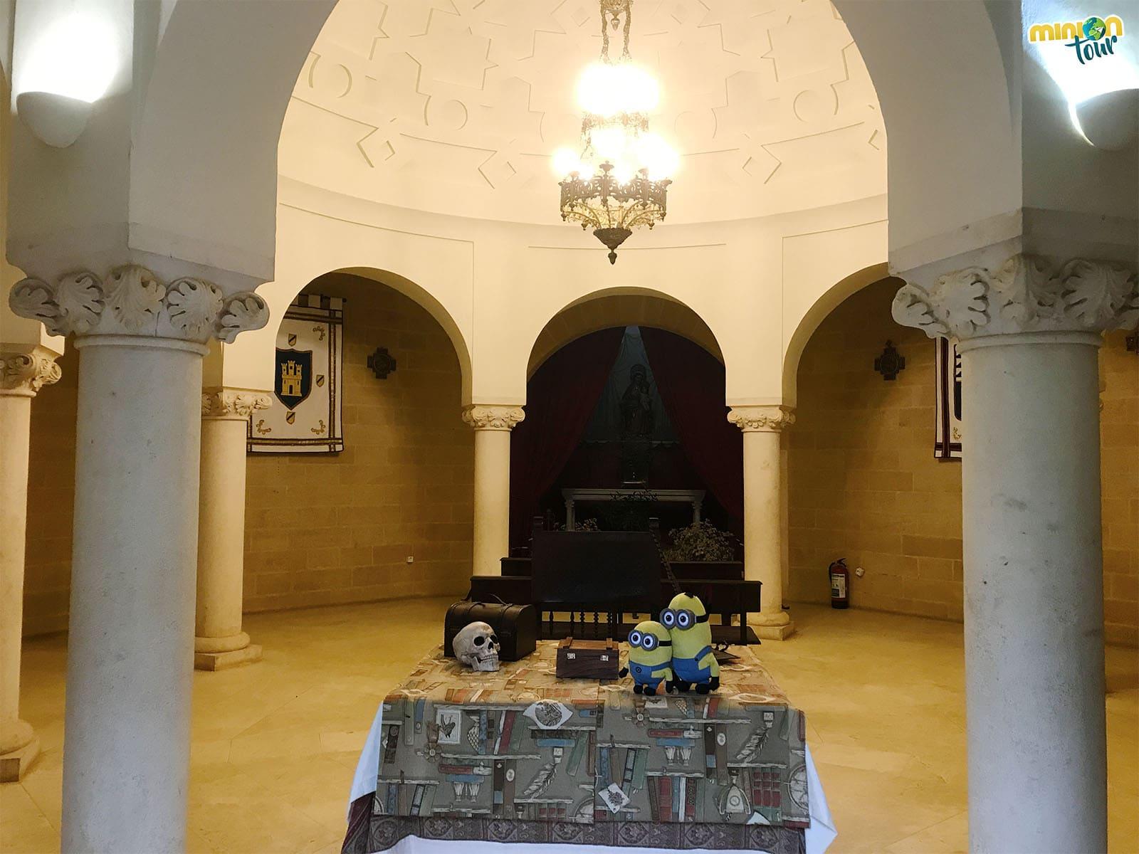 La Capilla del Castillo de Almodóvar
