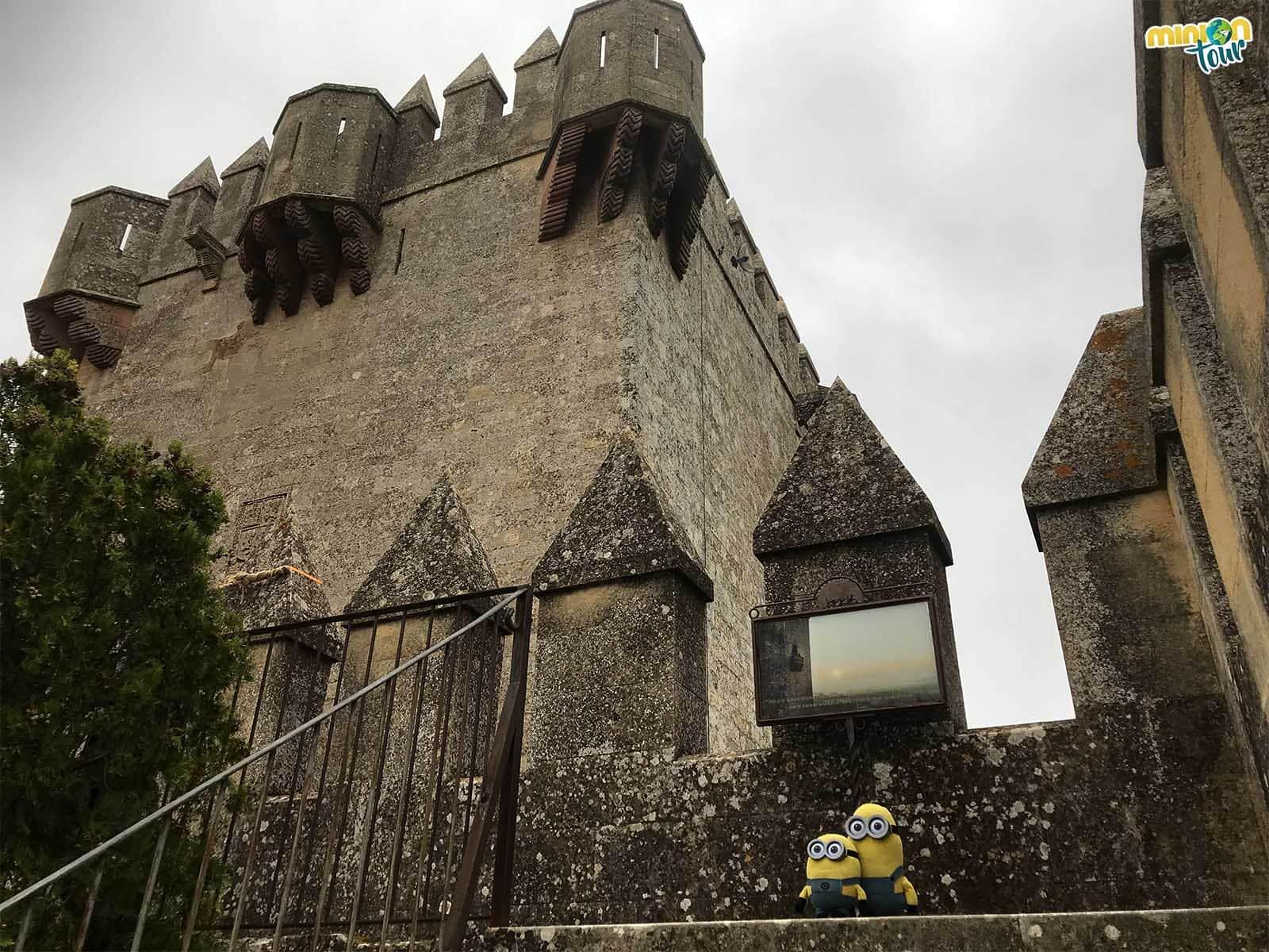 La Torre del Homenaje del Castillo de Almodóvar