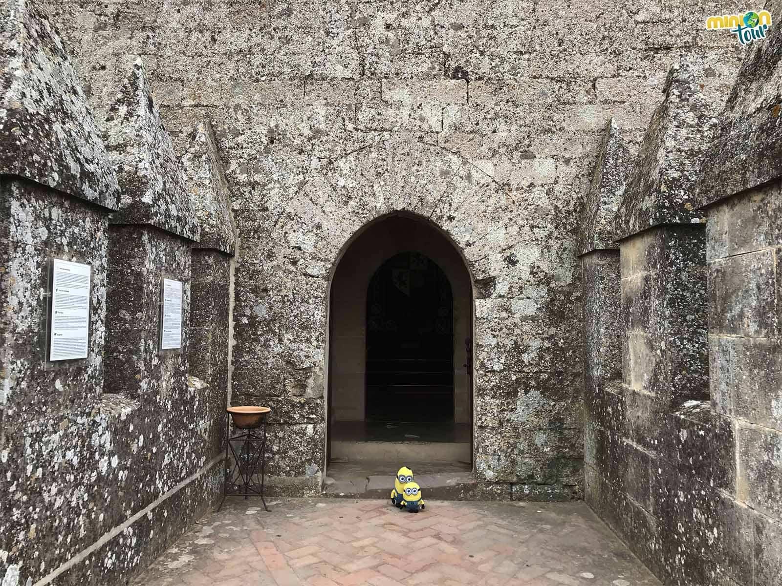 Entrada de la Torre del Homenaje del Castillo de Almodóvar del Río