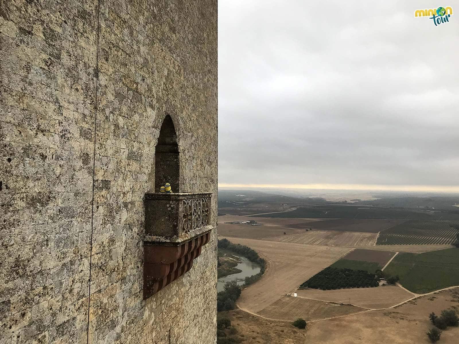 Conquistamos el Castillo de Almodóvar del Río, un castillo de película