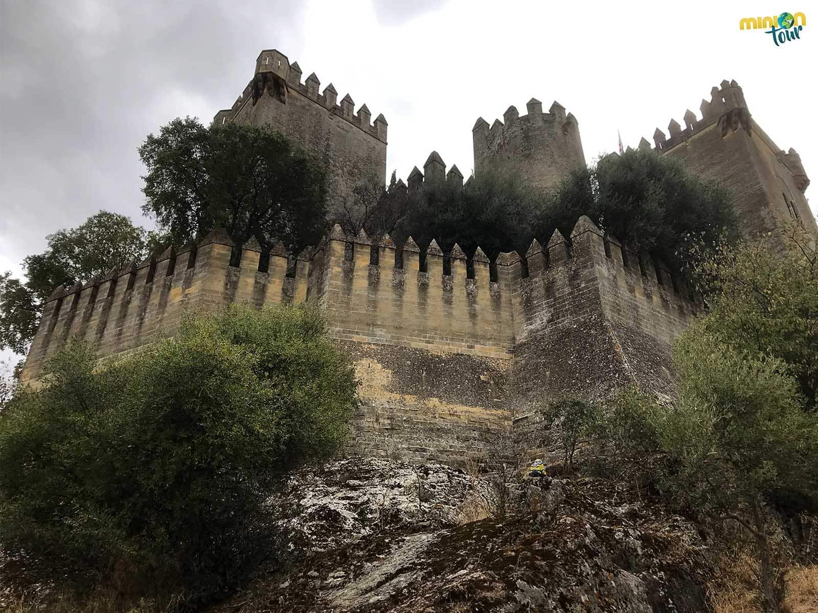 Las murallas del Castillo de Almodóvar
