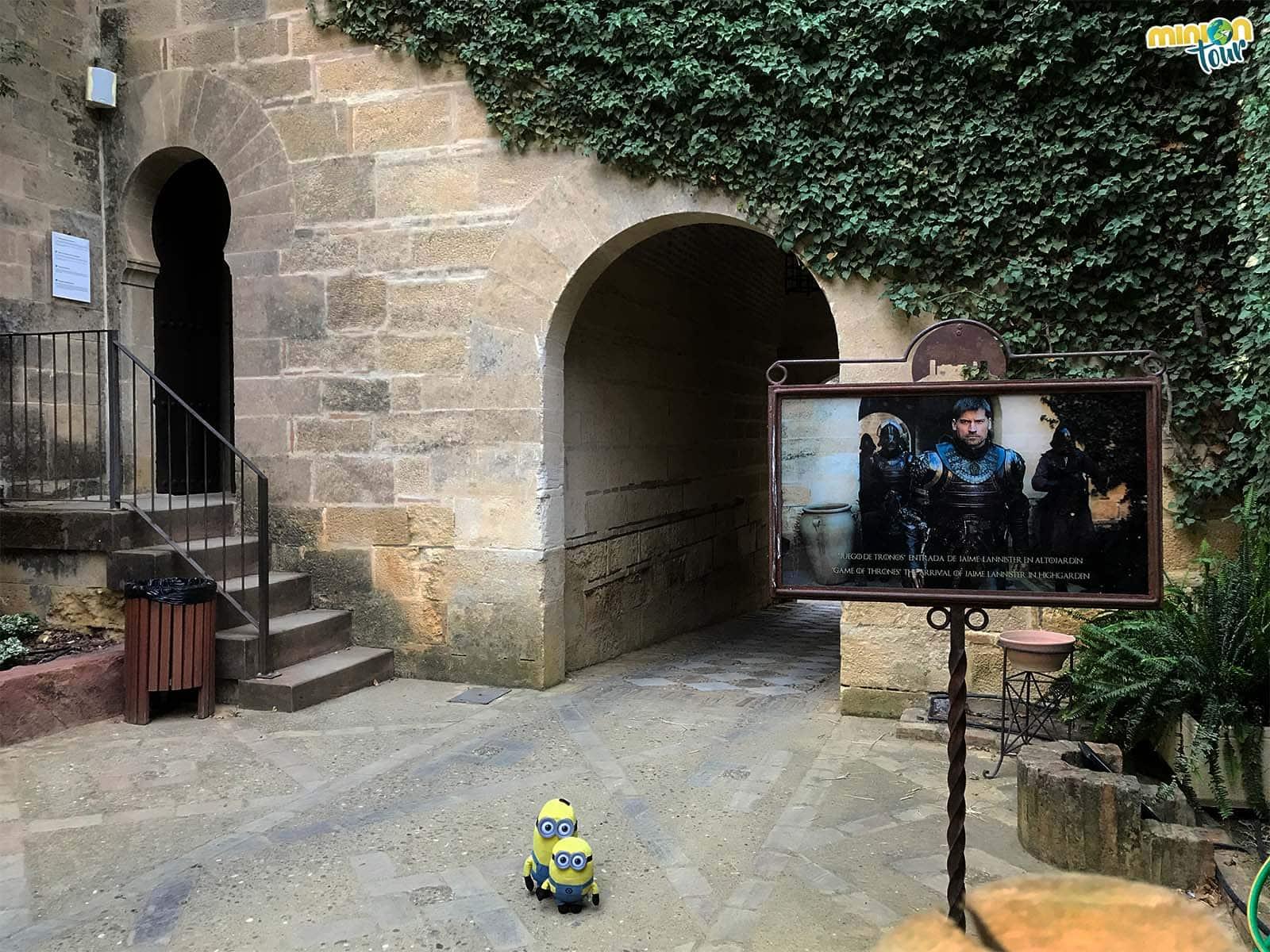 Más escenarios de Juego de Tronos en el Castillo de Almodóvar
