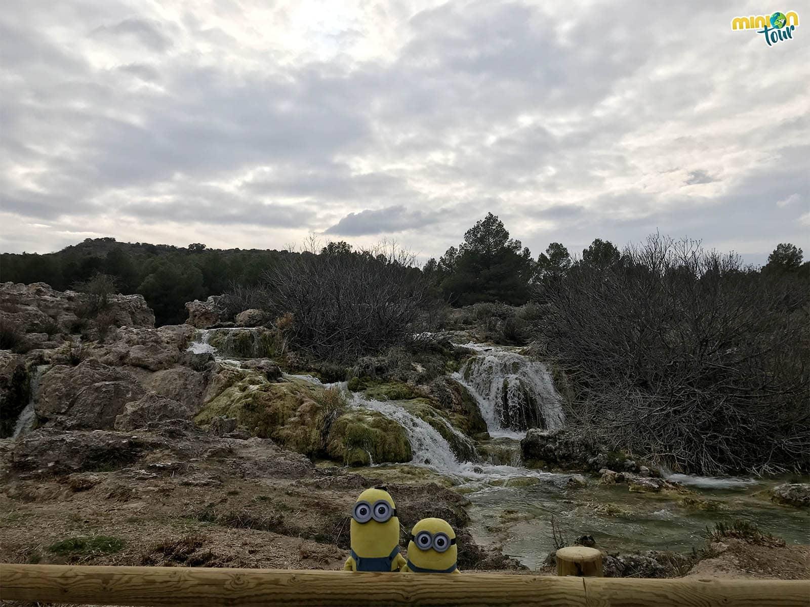 La Cascada de la Laguna Salvadora
