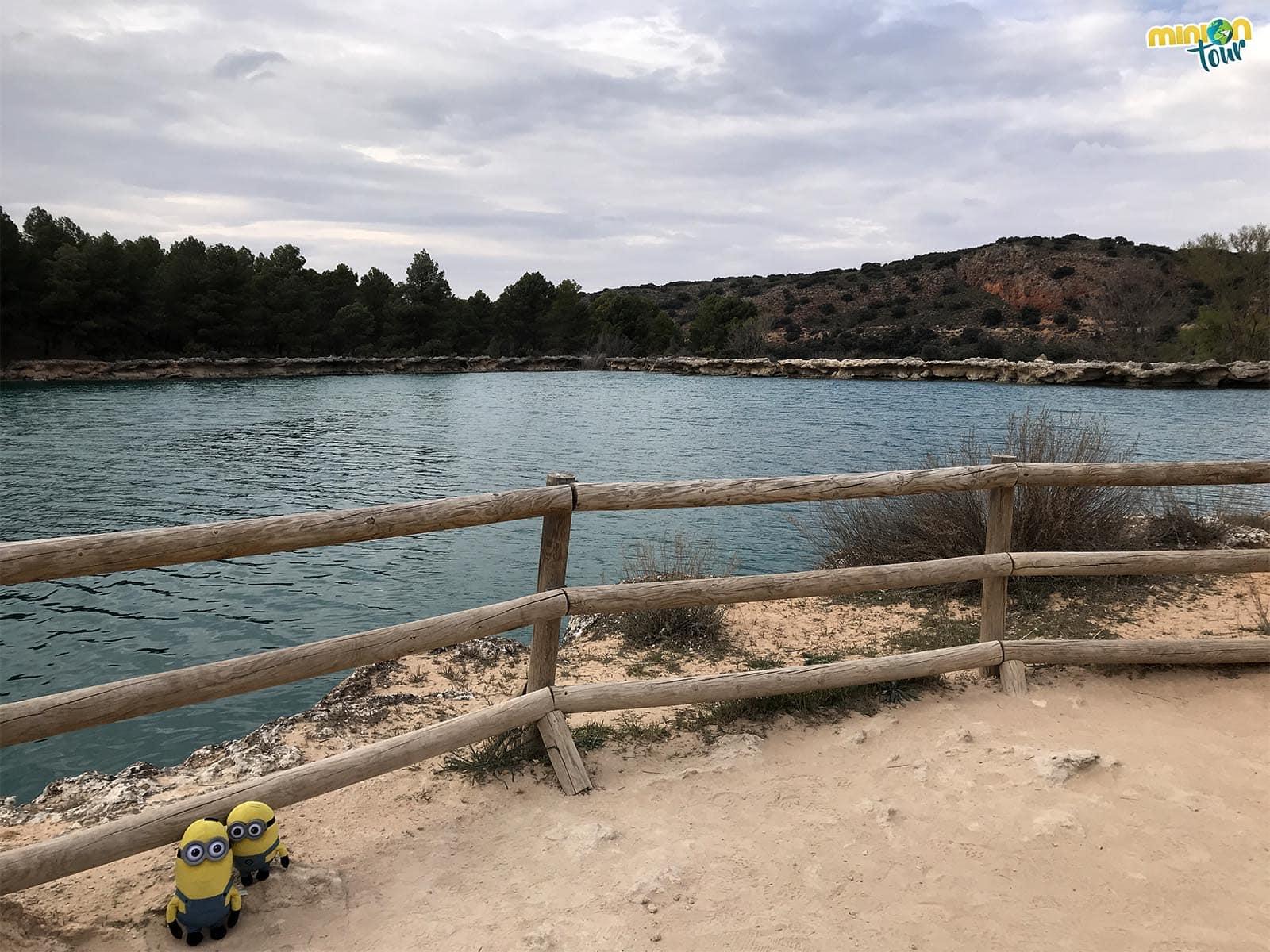 Las Lagunas de Ruidera, un paisaje único en España
