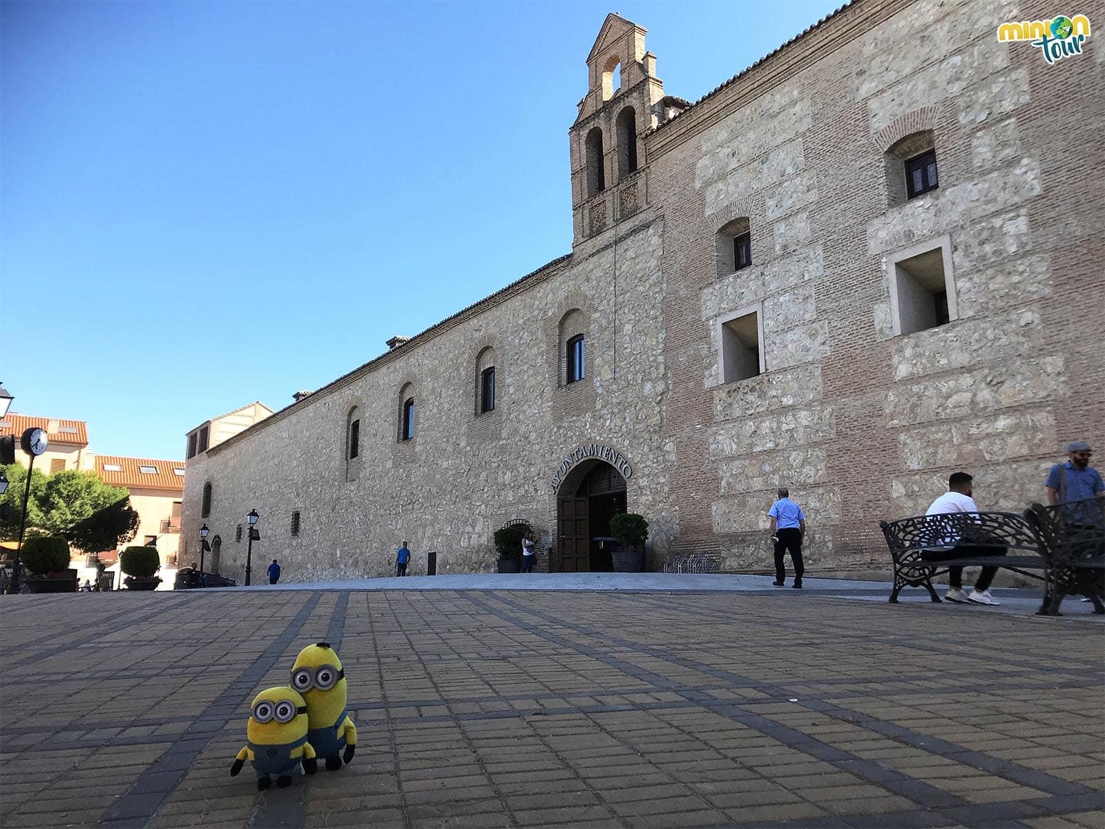 El Palacio de Pedro I, uno de los imprescindibles que ver en Torrijos