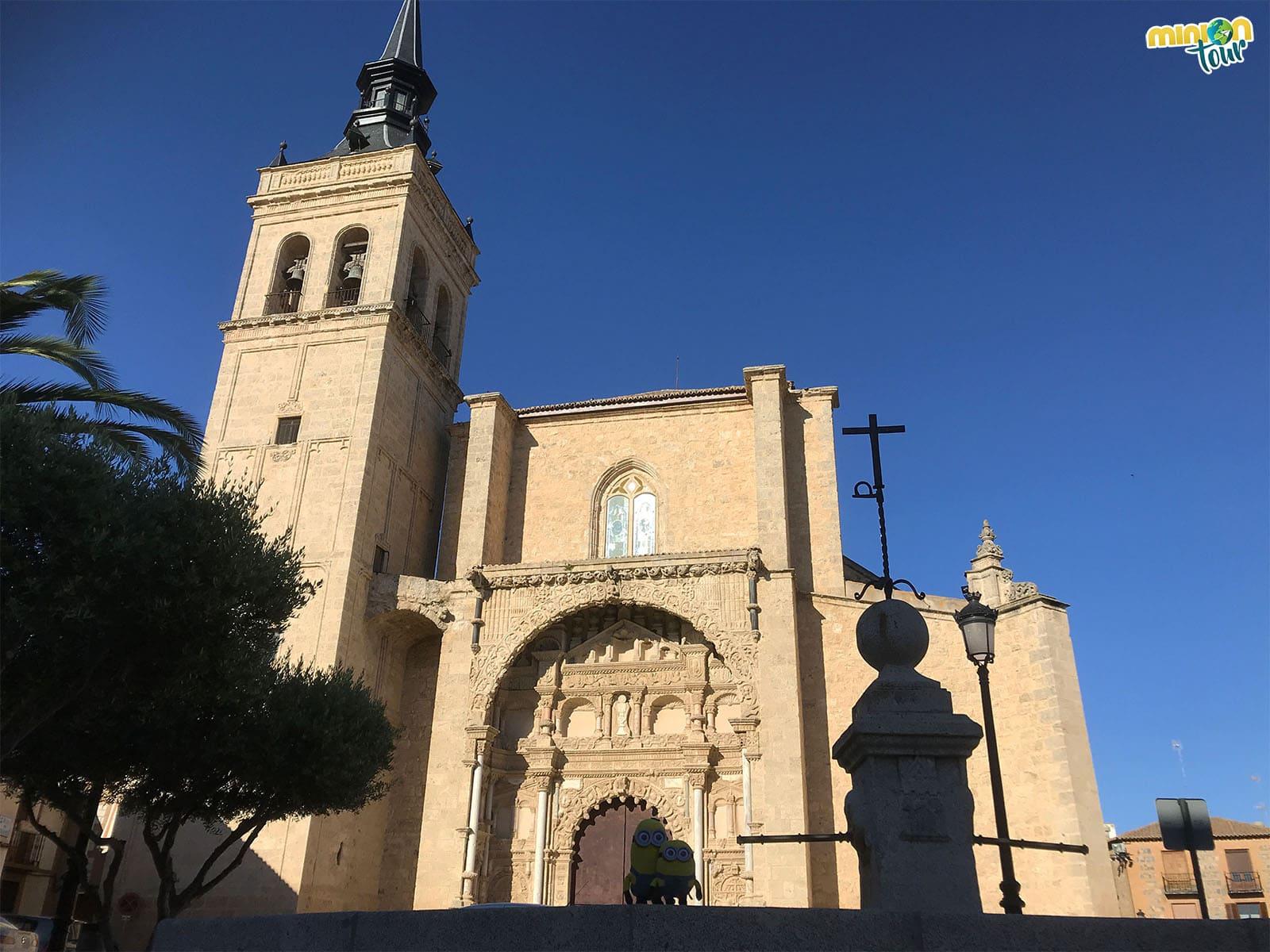 La Colegiata del Santísimo Sacramento, un imprescindible que tienes que ver en Torrijos