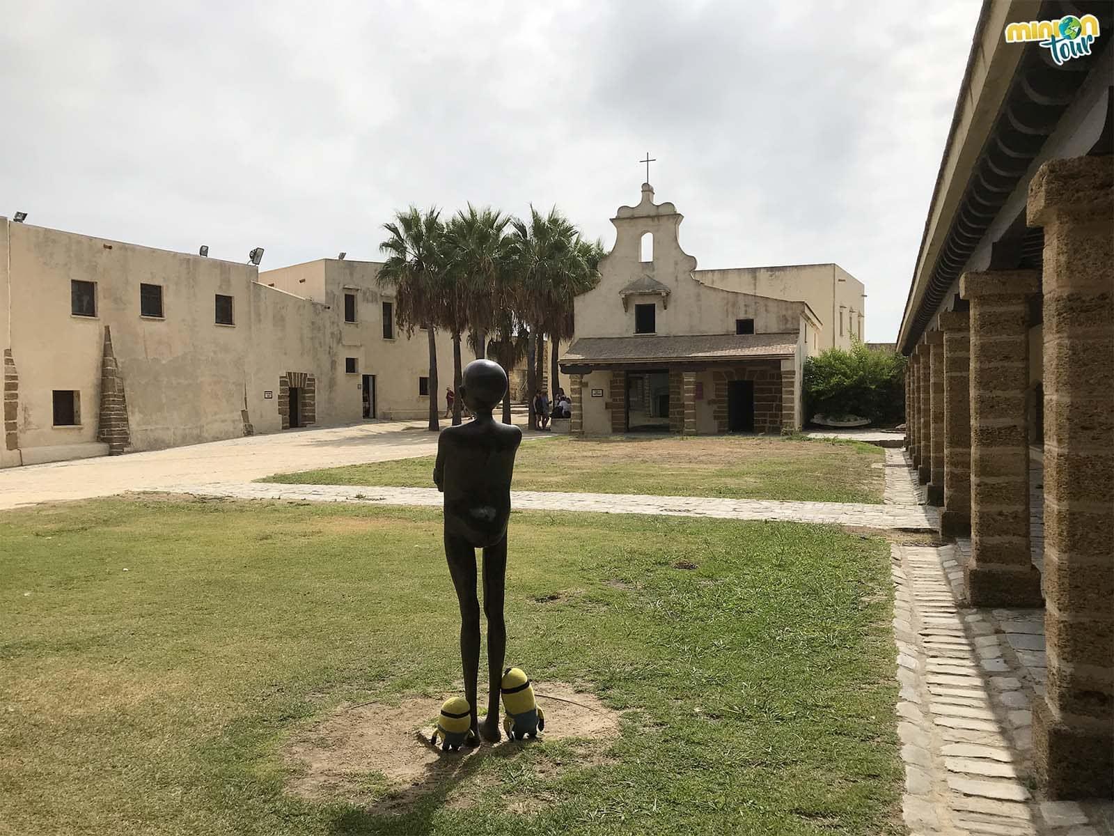 Una de las cosas que ver en Cádiz es el Castillo de Santa Catalina