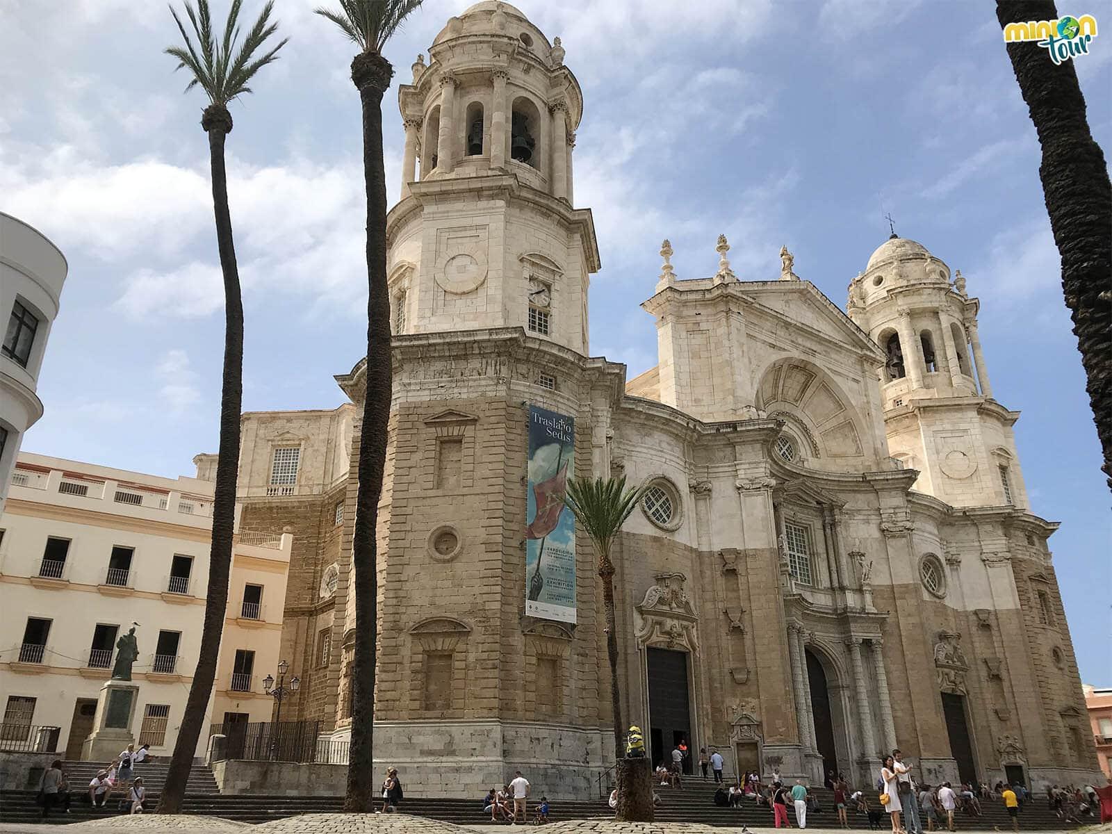 La Catedral de Santa Cruz es un imprescindible que ver en Cádiz