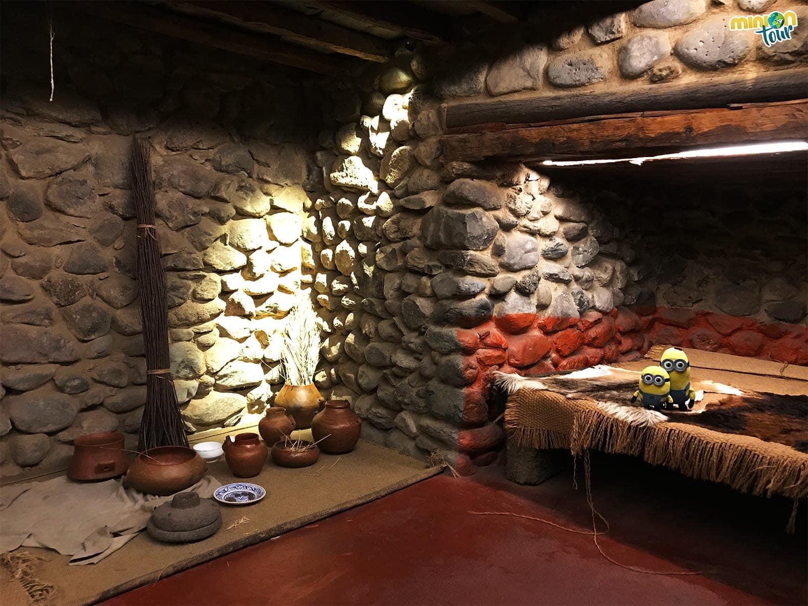 La Cueva Pintada de Gáldar, una joya de arte rupestre en Gran Canaria